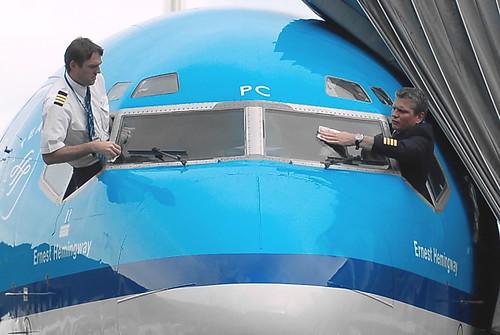 PH-BPC, 737-400, KLM