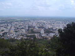 Tiruvannamalai-Temple View (Innerseeker) Tags: john gopal tiruvannamalai thiyaga ramanamaharishi siddhar annamalaiyar meditationplace