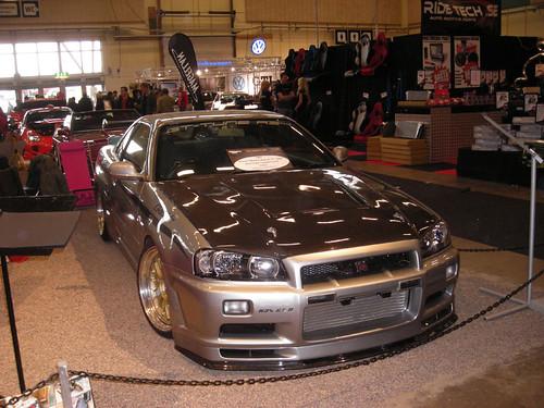 99 Nissan Skyline R34 GTR by Alecci - GT-R Register - Nissan