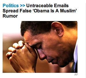 Obama - Not a muslim (1)
