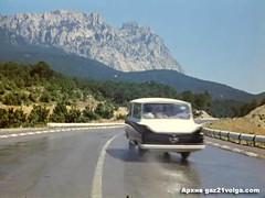 start_007_a (the new trail of tears) Tags: classic car start gaz mini communism soviet socialist 1960s van minivan zil russian ussr cccp eisenhower ctapt