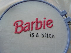 Barbie is a...
