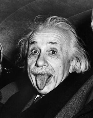 """Albert""""genius"""" Einstein by filocarbo."""