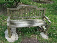 Nick Swindon Bench