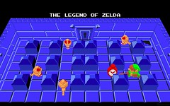 Legend Of Zelda - Dungeon 2 (NES--still-the-best) Tags: wallpaper 3 game nerd stairs hearts video 3d key geek emulator snake d watch nintendo 8 kingdom sprite games rope oldschool atari retro master gaming stop gamer pixel gannon link sword sega zelda shield zora nes 16 8bit ropes sprites pixels legend snakes rom bit miyamoto vector stopwatch loz legendofzelda famicom enemies cartridge shigeru ganon hyrule roms thelegendofzelda voxel voxels