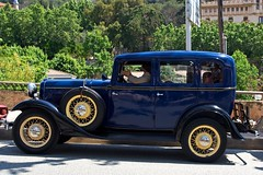 Ford (Escursso) Tags: cars ford vintage spain antique catalonia vehicles antigua vehicle catalunya maresme antic vehiculo teia