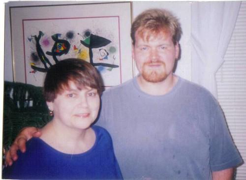 Aaron&Mom 1997
