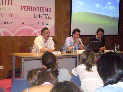 José Antonio Guzmán y Juan Miguel Aguado