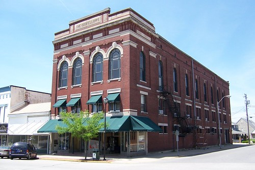 Oddfellows building / G.C. Murphy