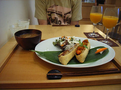 Brown Rice Cafe, Omotesando