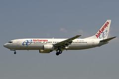 UX B737-883  EC-IVV (Carlos F1) Tags: elmasblau catalonia spain geotagged geo:lat=41305000 geo:lon=2108083 aircraft airplane avión aeronave aproximación aterrizaje bcn lebl spotter spotting landing ux aea aireuropa b737883 b737 b737800 ecivv 737 737800 elpratdellobregat barcelona boeing nikon d300 airline airliner trasnporte transport transportation aviacion aviation transporte planespotter