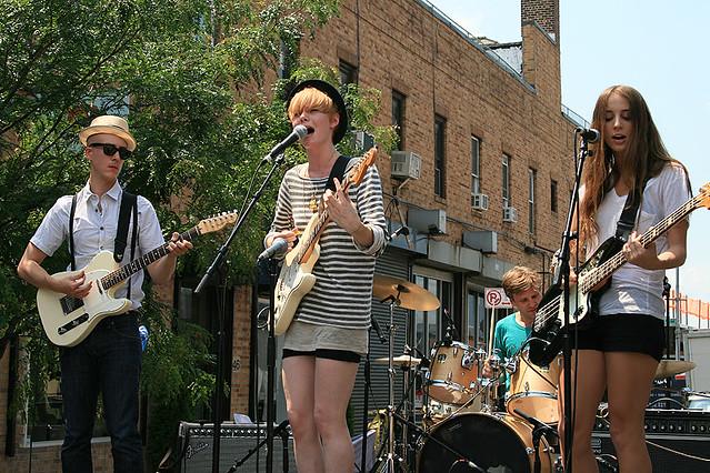 music brooklyn concert live bands williamsburg 2008 62108 afterthejump afterthejumpfest lissytrullie atj08 lastfm:event=613068