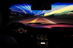 (m. wriston) Tags: road longexposure traffic tripod maryland myfav easternshore lighttrails blackwater eastern fav5 nikkor1855mm nikond40 dsc0092 project500