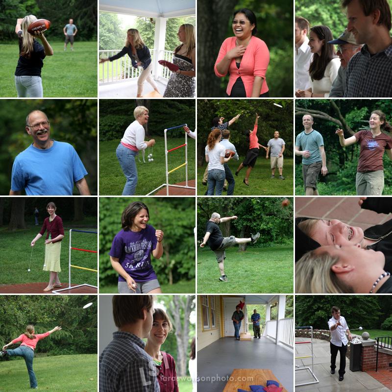 Fun Outdoor Games