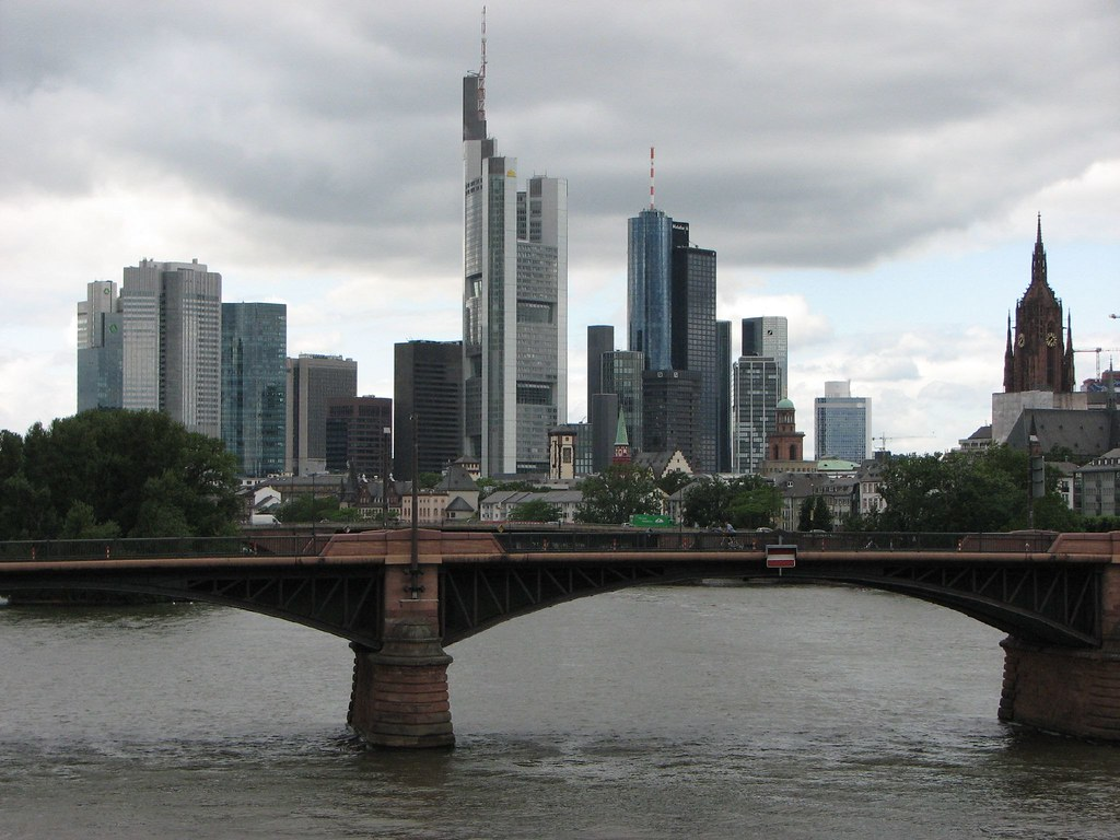 Cityscape, Frankfurt