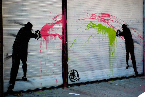 Nick Walker Street Art