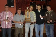 Trecenydd Snooker, 2007/08