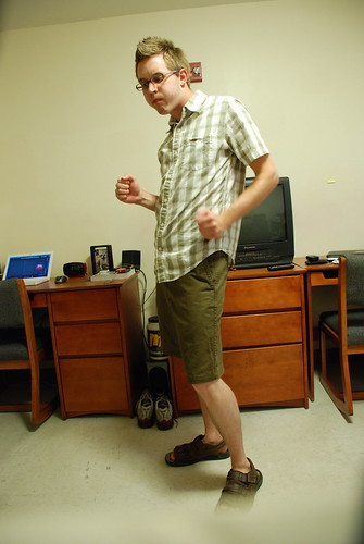 June 27, 2008 : Friday Night Loneliness