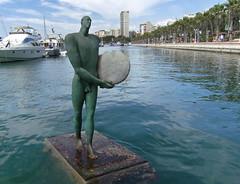 After surf (toni carrero) Tags: espaa puerto muelle spain surf escultura alicante estatua esperanzadors