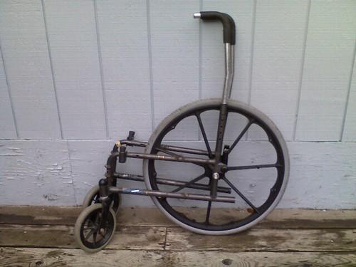 Failed wheelchair project