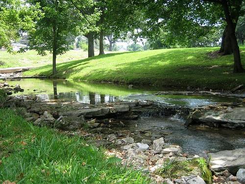 Berryville Stream
