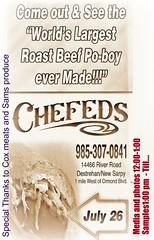 chefedsrbbbb (chefedcooking) Tags: beef roast worlds longest
