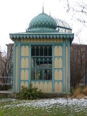 Corner Pavillion (crystalseas) Tags: wilhelma stuttgart building pavillion moorish maurisch panasonic crystalseas iron architecture outdoor