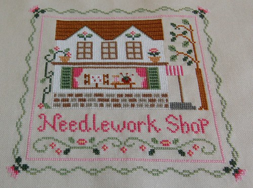 Needlework Shop