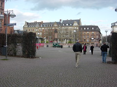 Weisbaden (hkkid98) Tags: church architecture shopping germany cathedral cobblestone   weisbaden