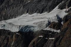 Crowfoot glacier (elmine) Tags: canada alberta icefieldsparkway