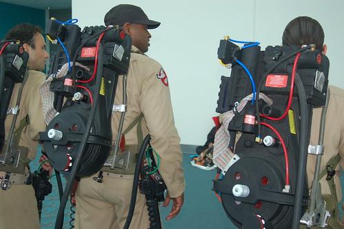 Comic Con 2008: Proton Pack