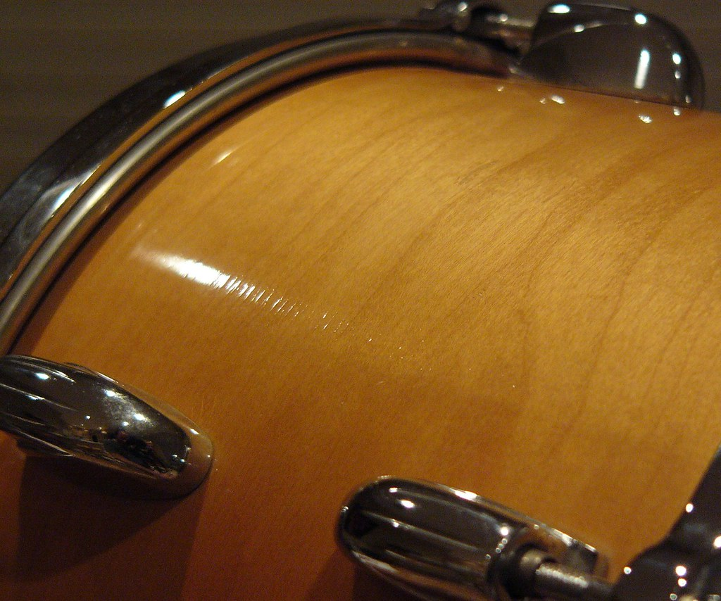 How durable is Gretsch nitrocellulose lacquer? - General