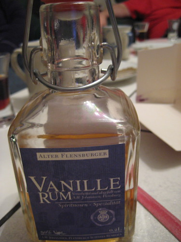 Alter Flensburger Vanille Rum