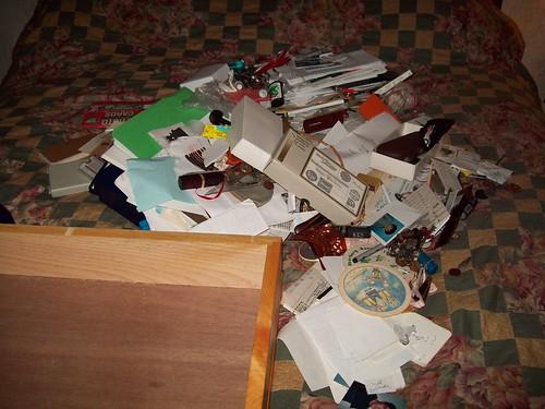Dumped junk