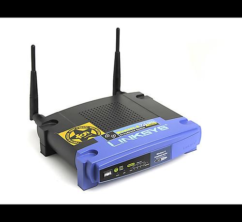 Linksys Router - Original