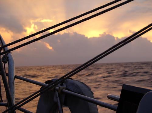 sea singapore sailing yacht borneo kotakinabalu southchinasea downeast scappare joschmaltz de38
