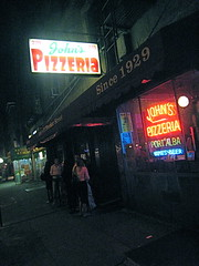 John's Pizzeria by Adam
