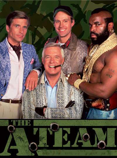 película Los Magníficos A-Team