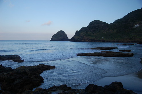 Águas calmas