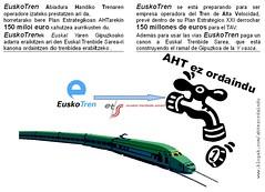 EuskoTren-ek operadore izan nahi du eta ETSri ordaintzen dio