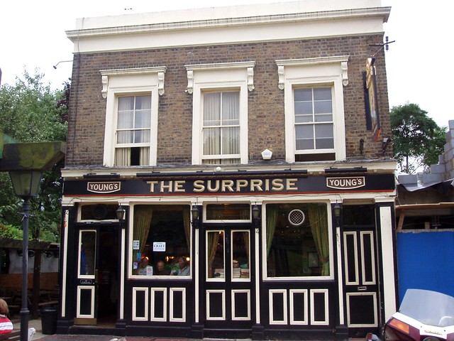 Surprise, South Lambeth, SW8
