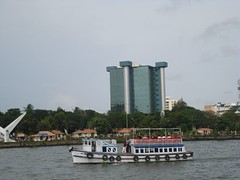 Boating (Anulal's Photos) Tags: cochi cochin kochi kochin marinedrive eranakulam cochinmarinedrive kochinmarinedrive eranakulom areabiansea queenofareabiansea cochinlake kochilake cochinboating kochinboating