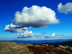 (dlemieux) Tags: blue mountain nature beautiful clouds wow landscape vermont hiking dlemieux newengland hike vt camelshump awesomeness monroetrail greenmountainrange