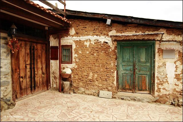 Old house, Agios Theodoros Soleas village, Cyprus