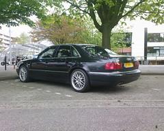 S8 (MethoxyRoxy) Tags: car wheels transport audi s8 audis8