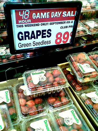 Those Aren't Grapes