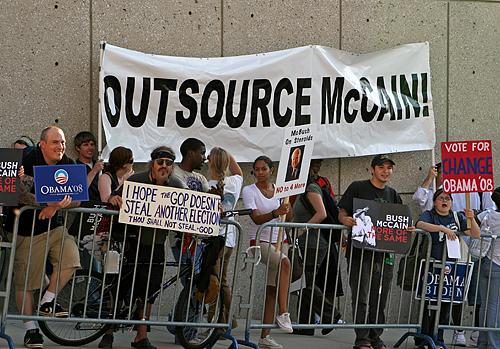 Outsource McCain
