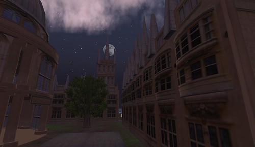 Moonrise at Caledon Oxbridge