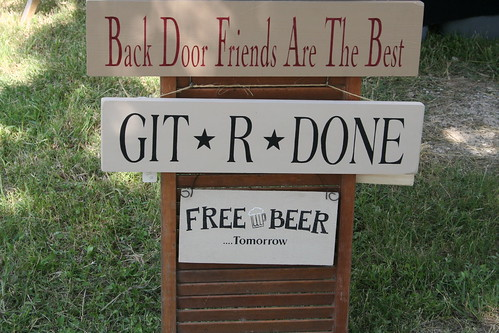 In case you want to advertise you are a red neck