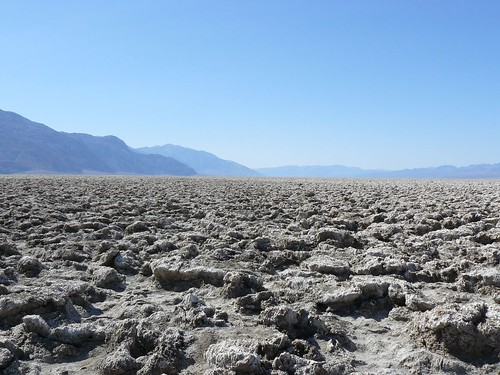 Campo de Golf del Diablo (Death Valley, USA) por ti.
